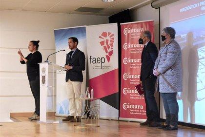 El Cabildo de La Palma impulsa un plan de 7,6 millones para impulsar la recuperación económica