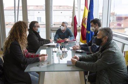 """Gobierno """"estudiará"""" colaborar con Noja en restaurar su patrimonio histórico y en nuevas infraesturas deportivas"""