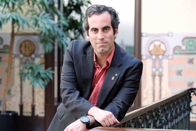 El secretari general de Salut Marc Ramentol.