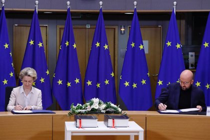 """La UE celebra """"el regreso"""" de EEUU con la llegada de Biden y plantea una alianza más verde y tecnológica"""