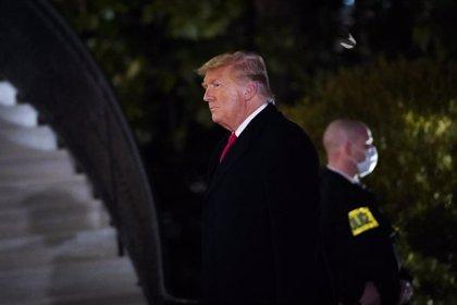 Trump abandonará la Casa Blanca cuatro horas antes de la investidura de Biden para trasladarse a Florida