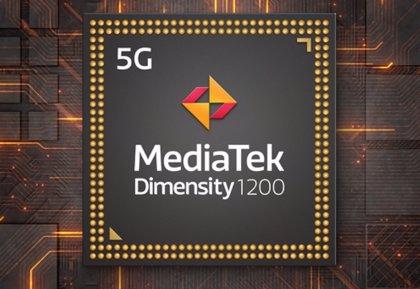 Mediatek presenta sus chips Dimensity 1200 y 1100 con 5G y de 6nm