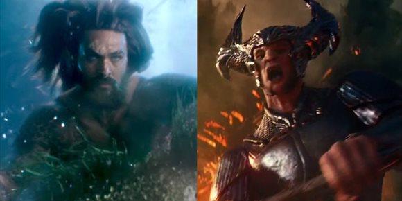 8. Brutal imagen inédita de Steppenwolf matando atlantes en Liga de la Justicia de Zack Snyder