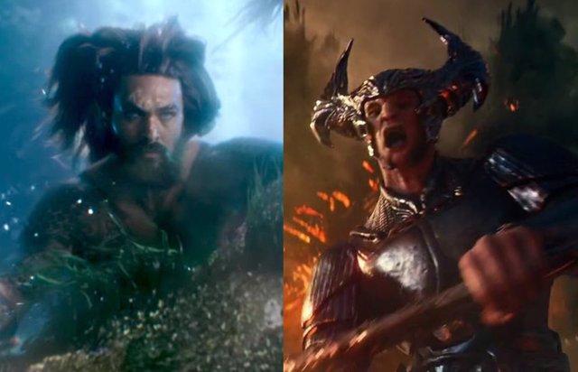 Brutal imagen inédita de Steppenwolf matando atlantes en Liga de la Justicia de Zack Snyder