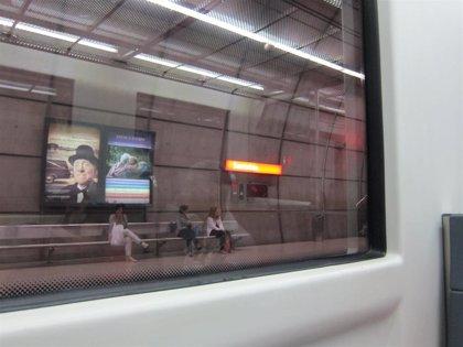 Los trenes de Metro Bilbao alcanzan los 100 millones de kilómetros recorridos