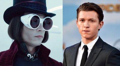 En marcha Wonka, precuela de Charlie y la fábrica de chocolate sin Johnny Depp... ¿pero con Tom Holland?