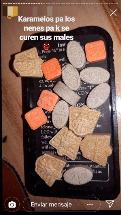 Detenido en Orkoien por traficar con diferentes drogas