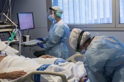 Suben a 204 los nuevos casos Covid pero sigue bajando un poco la ocupación hospitalaria y en UCI