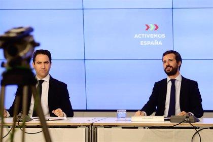'Génova' evitar valorar la polémica del consejero de Salud murciano vacunado del Covid y se remite a López Miras