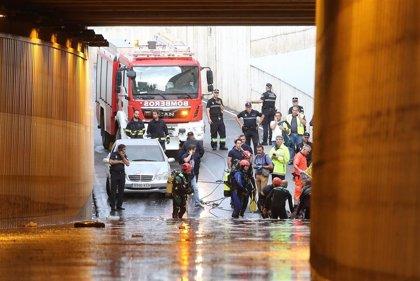 El juez no aprecia responsabilidad penal del Ayuntamiento de Almería en la muerte en un túnel durante la gota fría