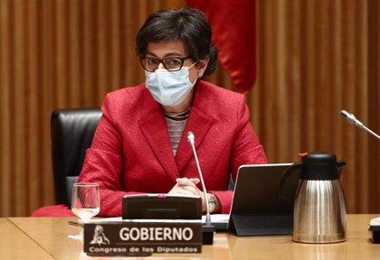 """González Laya defiende el acuerdo con Gibraltar """"tras 300 años de reivindicaciones y ser ignorados"""""""