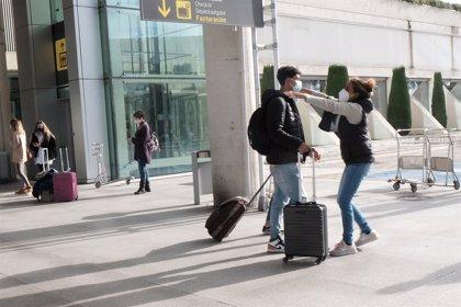 La contribución del turismo a la economía española bajó ocho puntos en 2020, hasta el 4,3%, según Exceltur