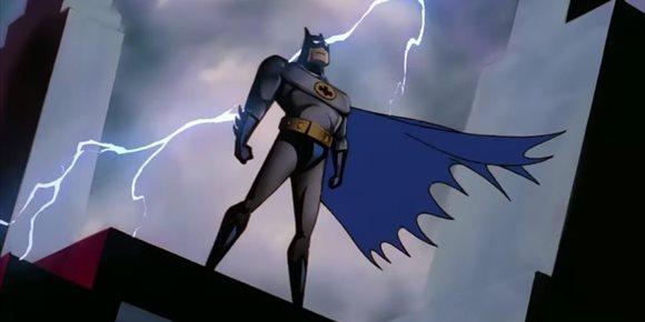 1. ¿En marcha la secuela de la mítica serie de animación de Batman de los 90?