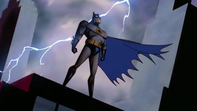 ¿En Marcha Una Secuela De La Icónica Serie De Animación De Batman De Los 90?