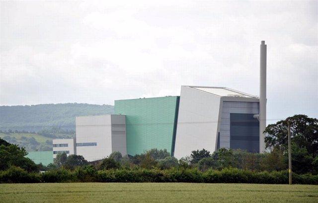 Planta de gestión de residuos de Urbaser en Gloucestershire (Inglaterra)