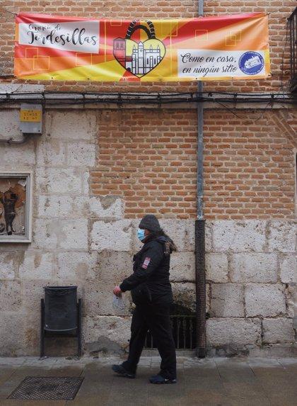 Tordesillas (Valladolid) pide ayuda a la UME tras pedir el autoconfinamiento