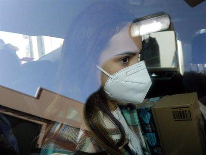 Gloria Camila retoma el rodaje de su serie tras haber superado el Coronavirus
