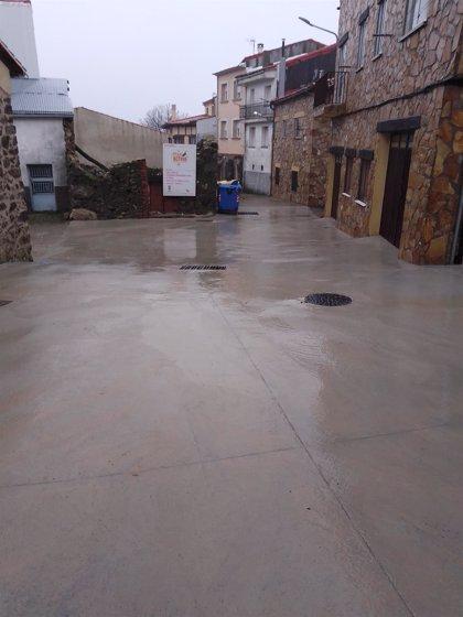 Concluyen las obras en la red de saneamiento de Piornal (Cáceres) con una inversión de 70.215 euros