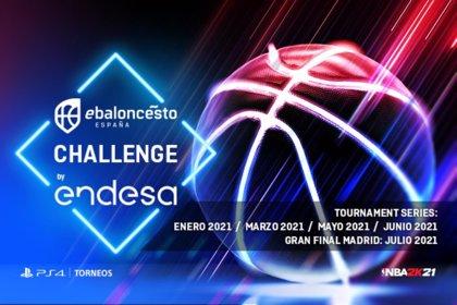 La FEB impulsa una competición de eSports con cuatro torneos clasificatorios y una final en Madrid