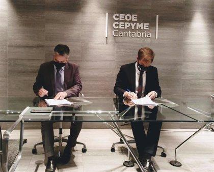 CEOE y GIRA trabajarán en la defensa de los intereses de las empresas de la automoción