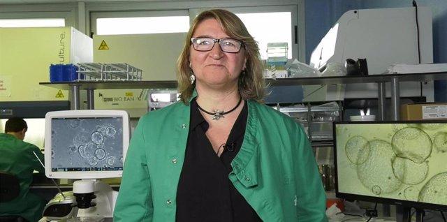 ?Beatriz Martínez, Científica Del Instituto De Invetsigación De Enfermedades Raras Del ISCIII Y Autora Principal Del Estudio.