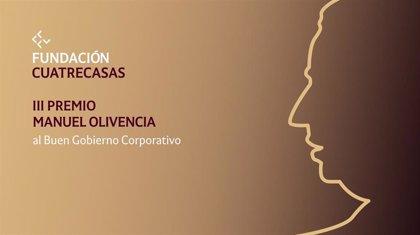 Inditex, reconocida con el Premio Manuel Olivencia al Buen Gobierno Corporativo por su gestión durante el Covid-19