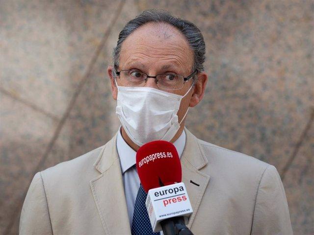 Mario Pascual Vives, abogado de Iñaki Urdangarín