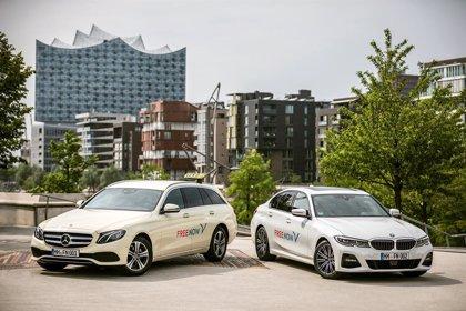 Free Now pide más ayudas y medidas fiscales favorables para incentivar el vehículo eléctrico
