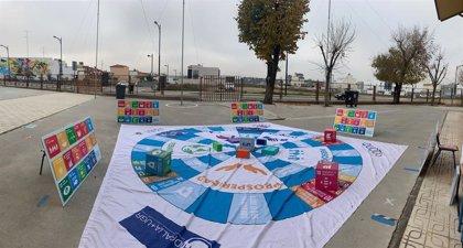 Diputación y Universidad de Granada difunden los objetivos de desarrollo sostenible para 2030 entre los escolares