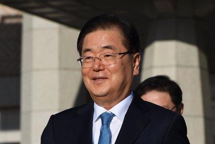 Corea del Sur nombra como nuevo ministro de Exteriores al asesor de Seguridad Nacional Chung Eui Yong