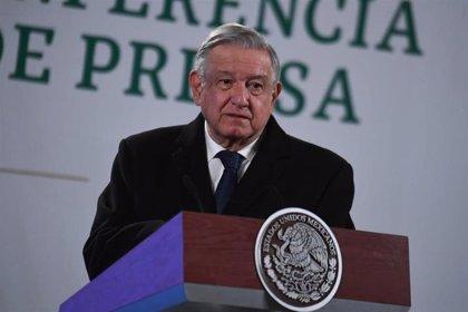 López Obrador dice coincidir con las principales ideas de Biden de cara al inicio de su mandato y le desea lo mejor