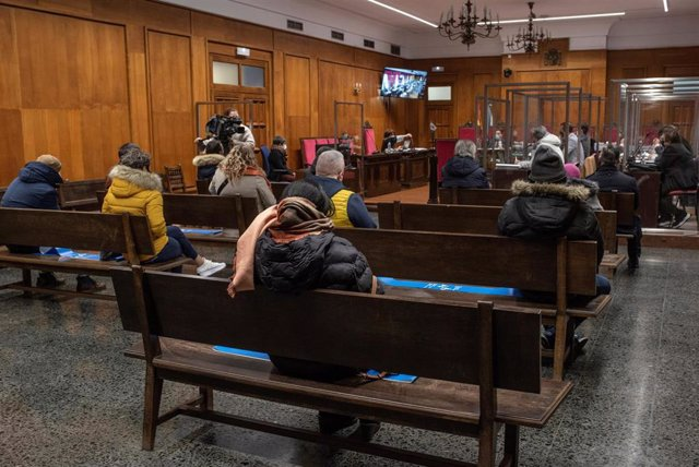 Juicio de la Operación Zamburiña