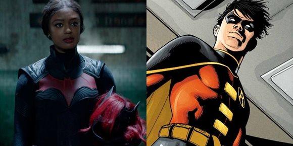 5. Batwoman confirma si Robin existe en el ArrowVerso