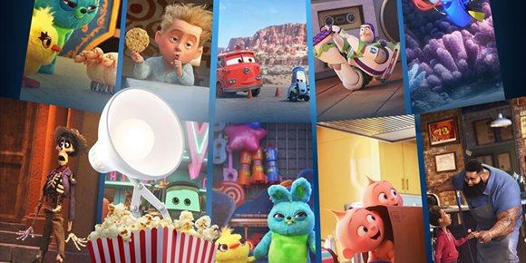 2. Tráiler de Palomitas, la nueva colección de cortos de Pixar que llega este viernes a Disney+