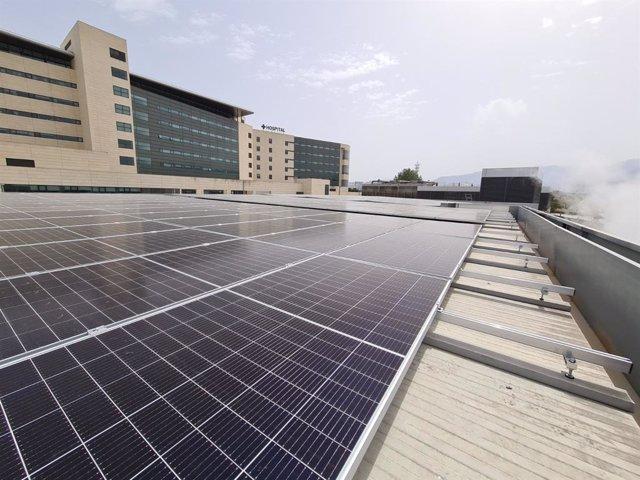 Nota De Prensa: El Hospital Clínico San Cecilio Instala Una Planta Solar Fotovoltaica Para Producir Energía Limpia Destinada Al Autoconsumo