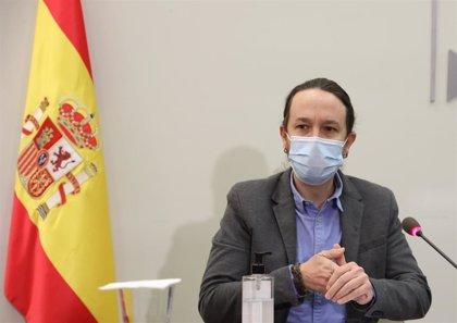 """Historiadores ven """"una locura"""" y """"desafortunada"""" la comparación de Iglesias entre exiliados republicanos y Puigdemont"""