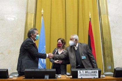 Las partes enfrentadas en Libia acuerdan la celebración de un referéndum constitucional este 2021