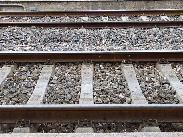 Vies de tren, Corredor Mediterrani