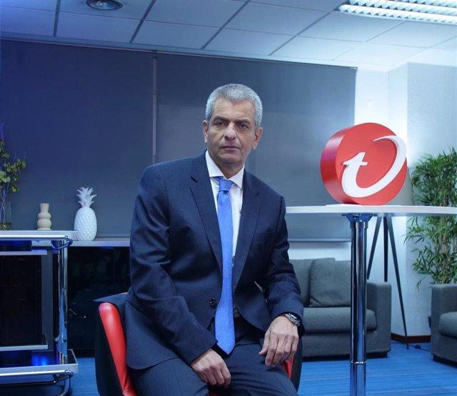 El director de Trend Micro en España, José Battat