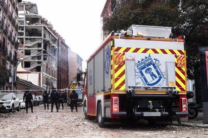 Aumentan a cuatro los fallecidos en la explosión de la calle Toledo tras la muerte de un sacerdote