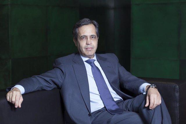 Gonzalo Meseguer, director general de Santalucía Gestión