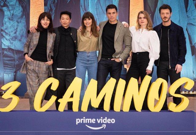 Presentación de 3 caminos, nueva serie de Amazon Prime Video