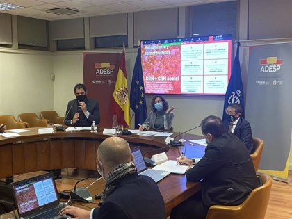 """Irene Lozano convocará """"en breve"""" un foro consultivo para abordar cuestiones clave de los fondos europeos"""