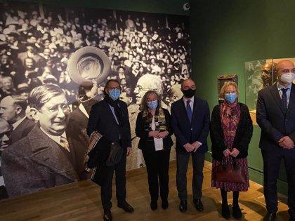 """Lambán: """"Azaña fue, junto con Felipe González, el hombre de Estado más importante del siglo XX en España"""""""