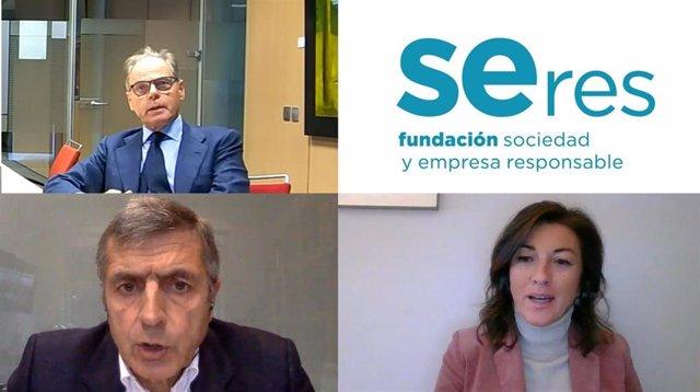 """Fundación SERES y Caser presentan el informe elaborado por ambas organizaciones bajo el título """"El papel de la empresa en el bienestar social"""""""