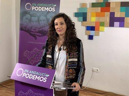 """Podemos reclama a la Junta """"mecanismos de control y fiscalización"""" en la gestión de fondos Covid"""