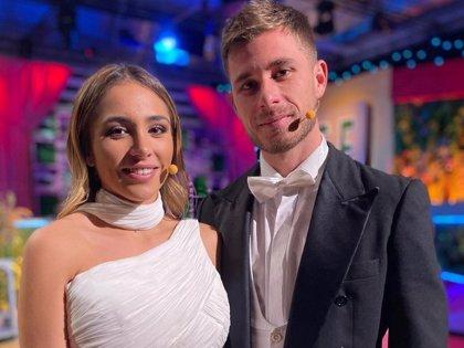 Tom Brusse y Sandra Pica ya tienen su nidito de amor