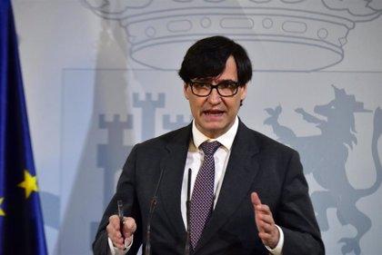Illa evita pronunciarse sobre la citación judicial de Núria Marín (PSC) alegando que comparece como ministro de Sanidad