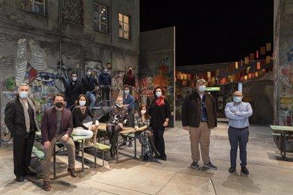 Suspendidas las representaciones de 'Falstaff' en Les Arts tras  detectarse casos de covid en su equipo