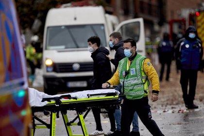 Iglesias traslada sus condolencias a las familias de las víctimas